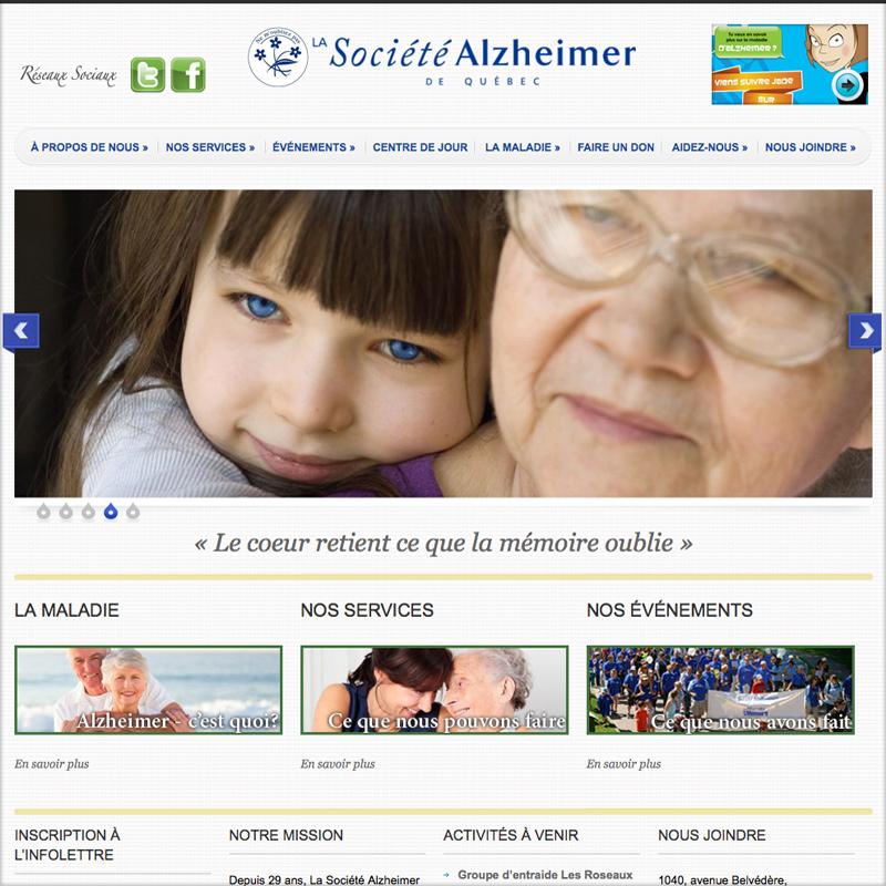 Société Alzheimer de Québec