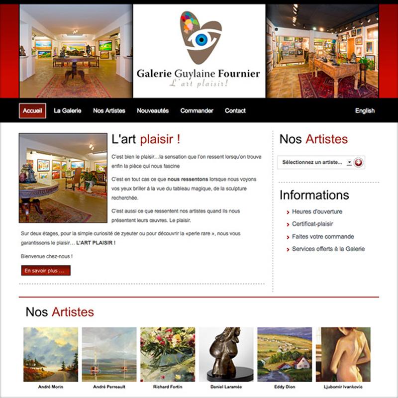 Galerie Guylaine Fournier