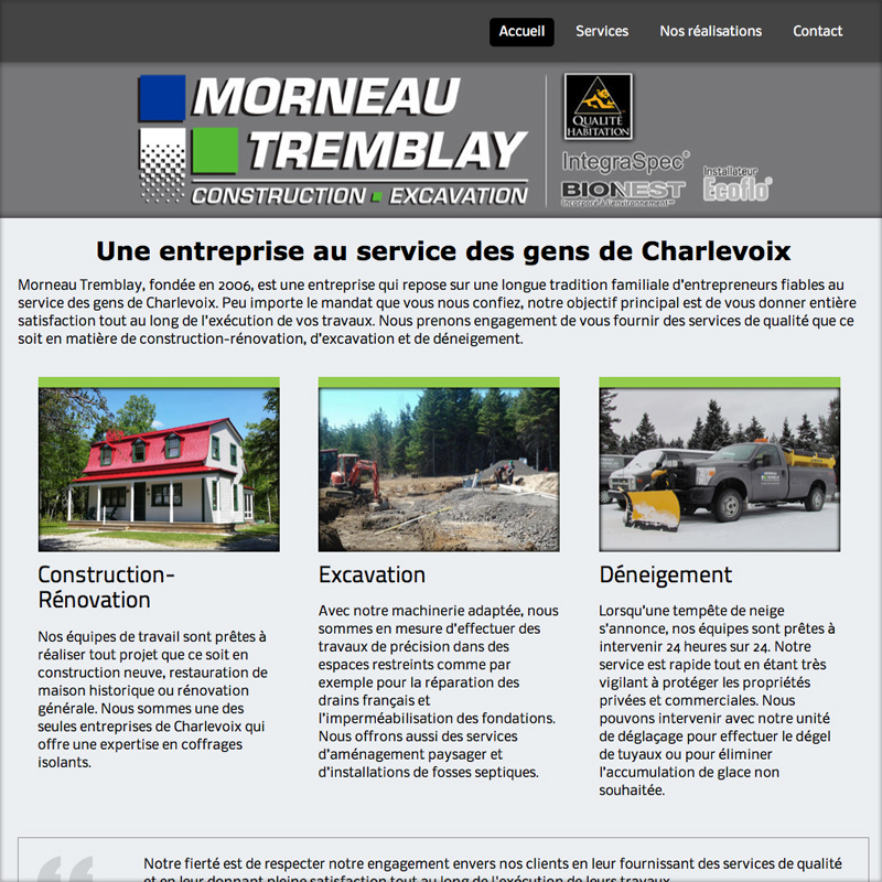 morneautremblay.ca
