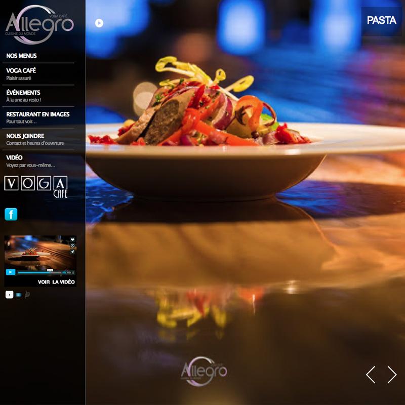 restaurantallegro.com
